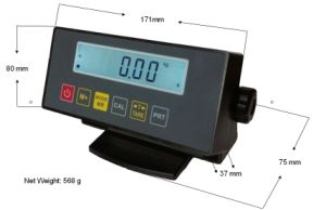 40kg 1g Postal Weighing Scale with Ce Certification pictures & photos