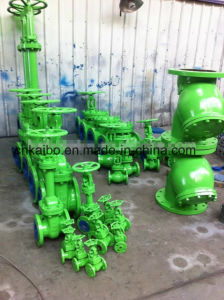 Low Temperature Cryogenic Gate Valve pictures & photos
