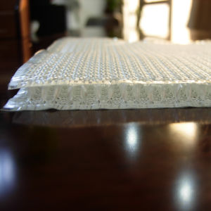 Fireproof Woven Roving Fabric for Cooling Tower pictures & photos
