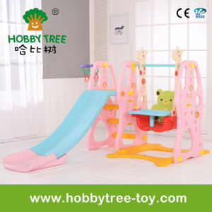 2017 Polular Style Indoor Mini Playground Equipment (HBS17025D) pictures & photos