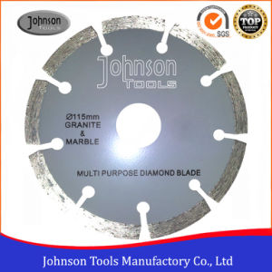 115mm General Purpose Saw Blade Diamond Dry Cut Saw Blade pictures & photos
