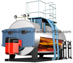 Industry Steam Boiler (WNS4-1.25-Y. Q) pictures & photos