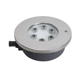 Fenlin Buried Type Stainless Steel IP68 LED Pool Light pictures & photos