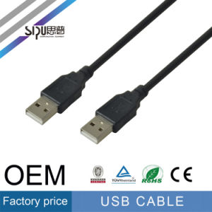 Sipu High Speed USB Ab Wire Cable for Computer Printer pictures & photos