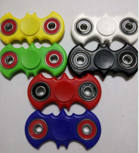 New Toy Fingertip Gyroscope Light Silicone Fidget Spinner Finger Gyroscope pictures & photos