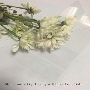 0.4mm Clear Ultra-Thin Al Glass for Photo Frame pictures & photos