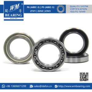 6010 Zz 2RS Motorcycle Crankshaft Crankcase Deep Groove Ball Bearing pictures & photos