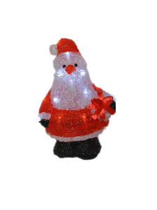 Santa Christmas Decoration LED Lighting with Gigt Box pictures & photos