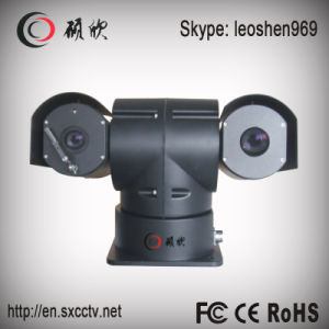 780m Human Detection 40mm Lens Intelligent Thermal PTZ CCD Camera pictures & photos