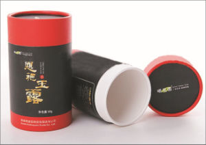 Rigid Paper Tube Round Packing Gift Box for Cosmetic/Tea pictures & photos