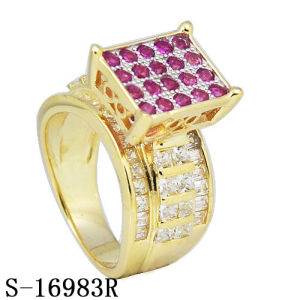 Hip Hop Jewelry Ring Silver 925 Factory Wholesale pictures & photos