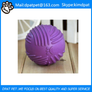 Durable Chew Ball Pet Rubber Dog Toy pictures & photos