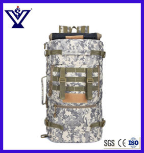 Large Capacity Casual Bag Military Camouflage Backpack (SYSG-1861) pictures & photos