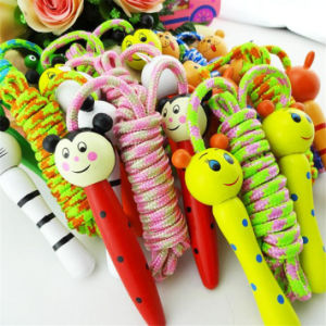 Children Jump Rope with Logo Handle pictures & photos