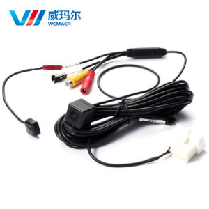 High Definication Night View OBD Trajectory Car Camera with Exactly Guide Line pictures & photos