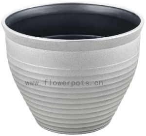 Metal Texture Flower Pot (KD9452K-KD9454K) pictures & photos