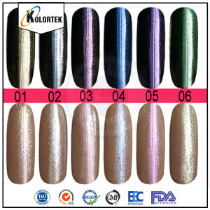 Color Travel Effect Nail Lacquer Pigment pictures & photos