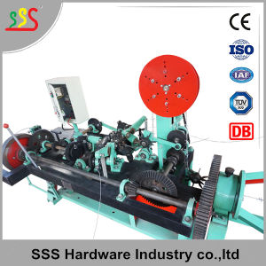 Barbed Wire Making Machine Barbed Wire Mesh Machine