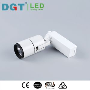 New Design High CRI 15W/25W LED COB Tracklight Ce RoHS pictures & photos