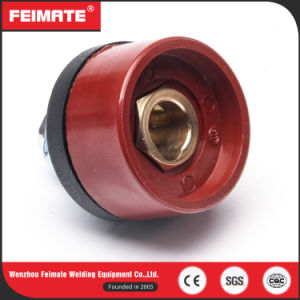 Feimate Dkj 10-25 200A Plug Cable Connector / Welding Cable Connector / Welding Cable Plug& Socket pictures & photos