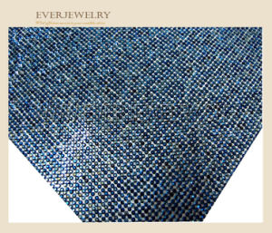 Crystal Rhinestone Strass Mesh 24*40 for Hot Fix pictures & photos