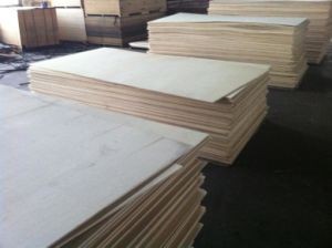 Packing Grade Poplar Plywood pictures & photos