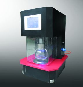 Textile Diaphram Bursting Tester with Automatic Hydraulic pictures & photos
