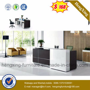 Melamine Office Furniture Salon Reception Table Counter pictures & photos