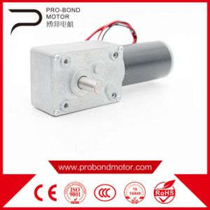 Mini Worm Gear Shaft DC Motor for Sale pictures & photos