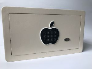 Laser Cutting Hotel Safe Box with Electronic Lock pictures & photos