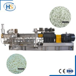 Pet Pelletizing Extruder Plastic Filler Masterbatch Making Machine pictures & photos