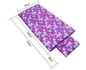 Colorful Children Heart Design Sleeping Bag pictures & photos
