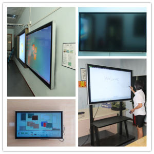 75 Inch 65 Inch All in One IR LCD Multi Touch Screen pictures & photos