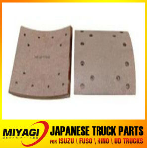 47441-4240 Brake Lining Truck Parts for Hino pictures & photos