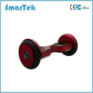Smartek 10 Inch Electric Scooter Smart Hover Board Gyroskuter Self Balancing Scooter Gyro Scooter Citycoco for Outdoor Sport S-002-1 pictures & photos
