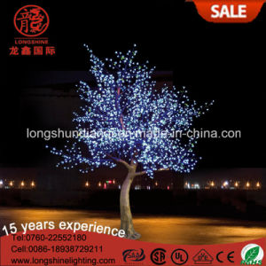 Multicolor Blue Cherry Blossom Tree Light for Decoration Lighting pictures & photos