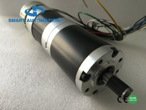 56jx. 5bl High Torque Brushless DC Planetary Gear Motor, Brake Option