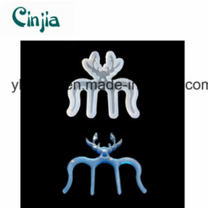 New Design Antlers Hand Account Tablature Clamp Mold Silicone Mold pictures & photos