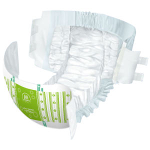 Disposable Magic Tape Hold Adult Diapers by OEM Manufacturer pictures & photos