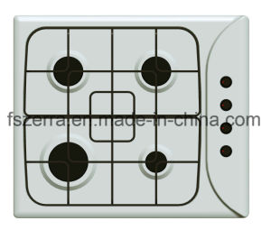 Kitchen Appliance Built-in Gas Hob Jzs54103b pictures & photos