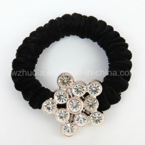 High Quality Fabric Elastic Hair Band for Women pictures & photos