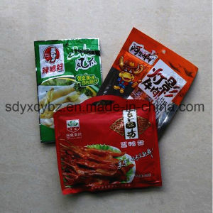Food Plastic Packing Bag for Fast Convience Food pictures & photos