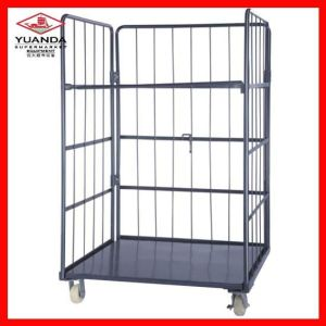 Large Size Wire Mesh Storage Cage pictures & photos