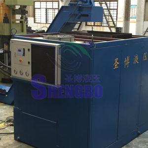 Horizontal Automatic Scrap Aluminum Chips Shavings Briquetter Press Machine pictures & photos