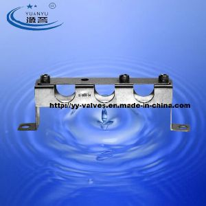 Stainless Steel Clamp for Compression Fittings pictures & photos