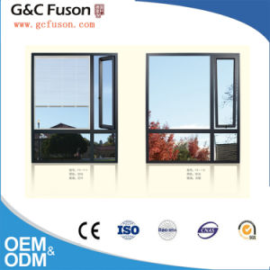 Fuxuan Brand Non-Thermal and Thermal Break Aluminum Window pictures & photos