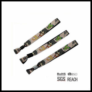 Sublimation Printing Wrist Short Strap Lanyard Hand Strap for Promotion and Advertising pictures & photos