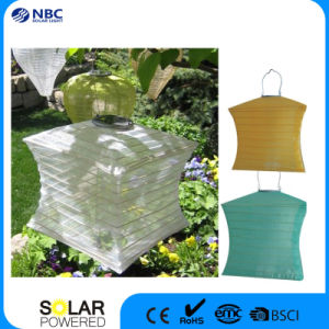 Multi-Color Optional Solar Fairy Lantern Solar Garden Light pictures & photos