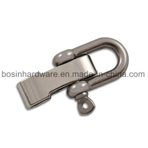 Stainless Steel Shackle with Adjustable 4 Holes pictures & photos