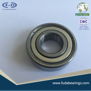 F&D fuda ball bearing 6203 ZZ Chinese diesel engine bearing factory pictures & photos